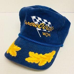 VINTAGE Winners Circle Adjustable NASCAR Hat WCM